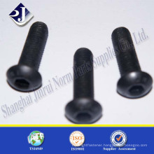 China Supplier Widely Used In The World Black Button Head Screws