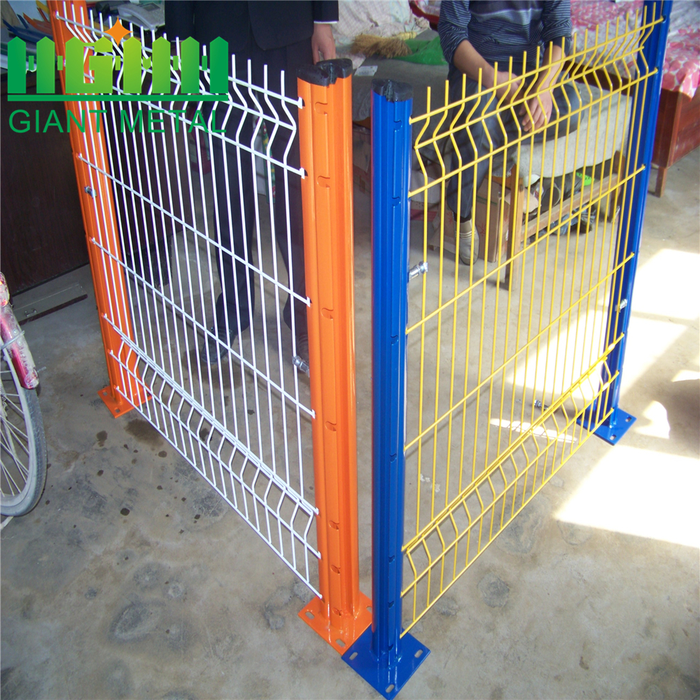 Borong 3 Curves Iron Garden Panel Pagar