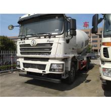 Shanqi 8x4 concrete mixer truck