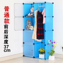 Easy to use wardrobe