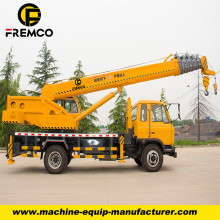 Dongfeng Hydraulic 12 Tons Truck Mounted Crane