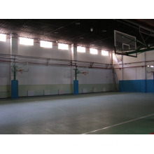 Indoor PVC Sports Basketball Floor/Mat Fiba Certificate