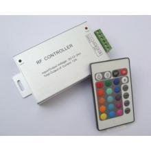 Controlador de infrarrojos de aluminio de 24 teclas con IR (GN-CTL006)