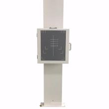 Soporte para bucky vertical Bucky Stand para pedestal aplicable al casete de película DR CR y disponible con versión fija o móvil