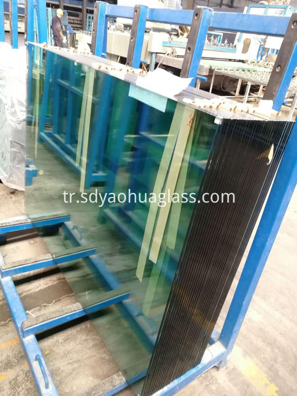 Frosted Toughened Glass