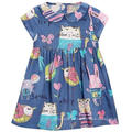 Mode-reizendes Mädchen-Kleid im Baby-Kinderkleid