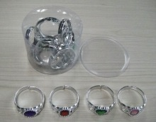 Assorted Diamond Silver Bracelets