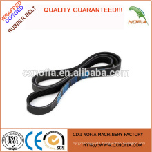 Wear Heat and Oil Natural Rubber Automotive Belt