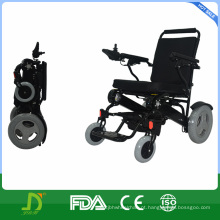 Rehab uso Foldable Power cadeira de rodas