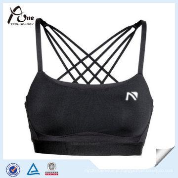 Gym Wear Fitness Mulheres Sutiã Esportivo