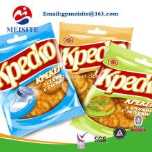 Упаковка для пищевых продуктов Пластиковые пакеты с вакуумными пакетами для окна / пищевых продуктов