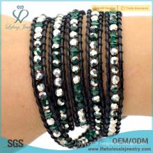 Meilleures ventes à la mode boho bohème accessoires enrouler autour des bracelets
