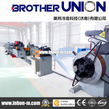 Wood-Grain Door Frame Roll Forming Line