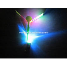 Flying led glowing arrow helicopter for kids WHOLE SELL