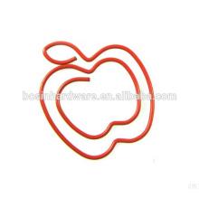 Art- und Weisequalitäts-Metall Apple-Papierklammern