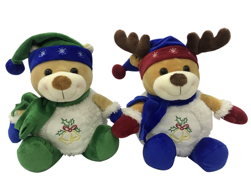 Plush Christmas Toy for Baby
