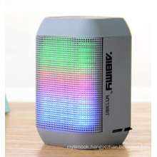 Mini My530bt Boom Box Bluetooth Speaker with LED Light
