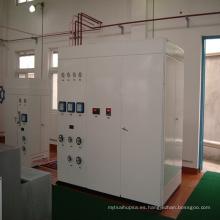Planta de purificación de nitrógeno con adsorción por oscilación de presión