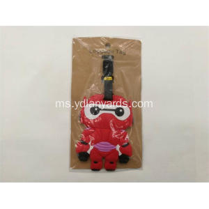 Tag Personalized PVC Soft Luggage