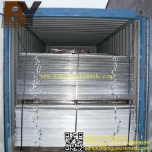 Stucco Metal Lath Mesh High Ribbed Formwork Panels