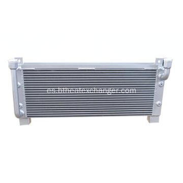 Intercooler / Aftercooler de compresor de aire