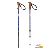 Excellent quality for for Alpenstock Trekking Hiking Cane Walking Stick Trekking Pole export to New Caledonia Suppliers