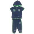 2016 moda menino terno roupas em manga curta para crianças desgaste no vestuário Ssb-113