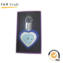 Anéis-chave de couro de moda para presentes de promoção