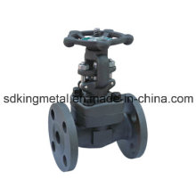 Forged Steel 1500lbs Flanged End Globe Valve