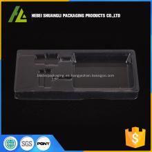 Bandeja de empaquetado electrónico la ampolla del PVC