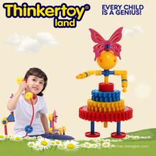 Привлекательные мини-дети Обучающие игрушки