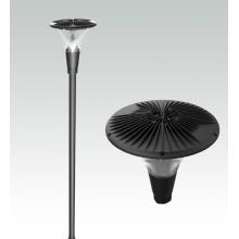2014 nouveau type de brevet LED lumière de jardin avec des poteaux de lumière de jardin