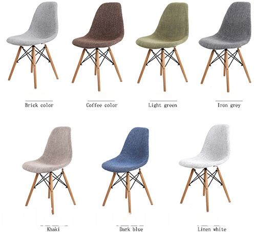 eames dining chair