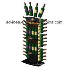 Трех сторон полезный Дисплей стенд / Выставочный стенд для презентации вина