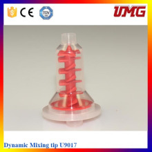 Dental Supplies Silicone Rubber Material Mixing Head