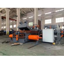 Hydraulic Aluminum Steel Copper Sheets Metal Baler