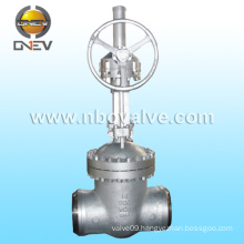 "Bw Gear Operate Gate Valve High Pressure (10"")"