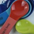 Hot Sale Kitchen Ceramic Coffee Colourful Spoon