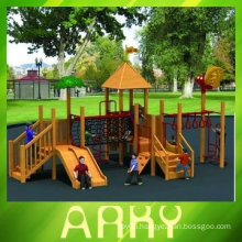 High Quality Wooden Outdoor Play Equipment