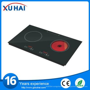 Cuisinière à induction à contrôle de température