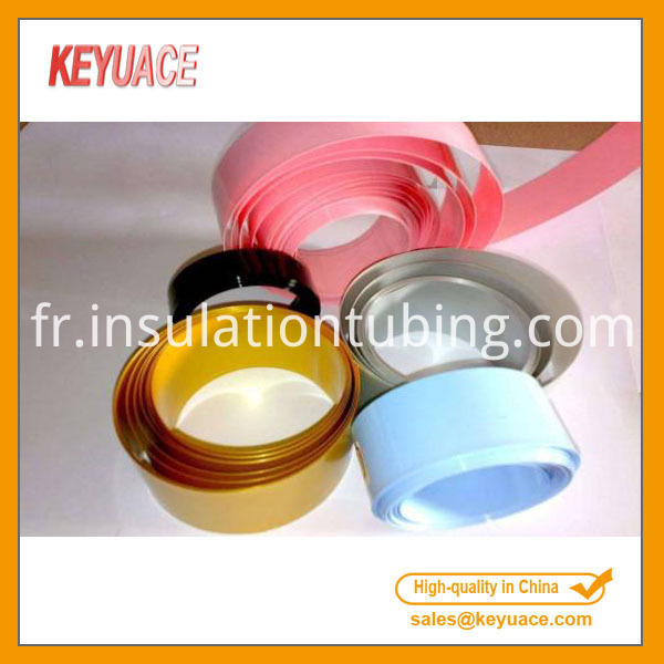 PVC Heat Shrinkable Tube