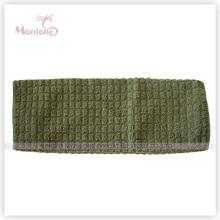 Serviette de nettoyage de tricotage de Dacron Warp de 30 * 30cm