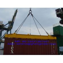 20 футов Полуавтоматический разбрасыватель контейнеров