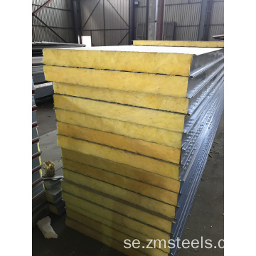 Rockwool Color-Steel Sandwich Panel