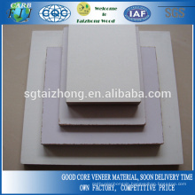 15mm and 18mm White Melamine MDF