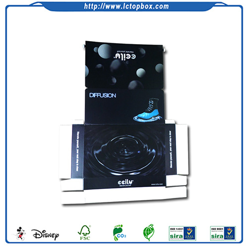 High Quality Eye Catching Multi Product Display Stand