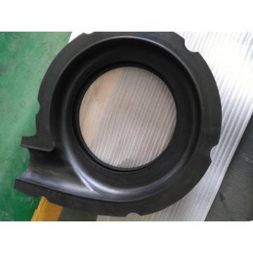 Pezzi di ricambio per pompe ad alta lega di cromo / gomma