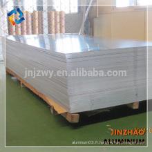 Feuilles en aluminium alliage Jinzhao 5083 H112