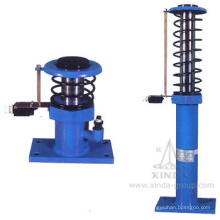 Hydraulic Buffer for Elevators with Spring Outside