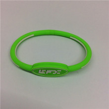 Customize Silicon Cheap Wristband with Chip for Health Life